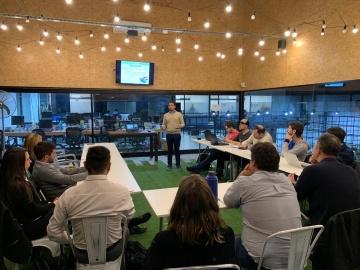 2 de julio - Charla de Crowdfunding en Transatlántica Labs