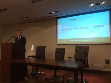 13 de junio - Broker Mentor - Presentación en CABA